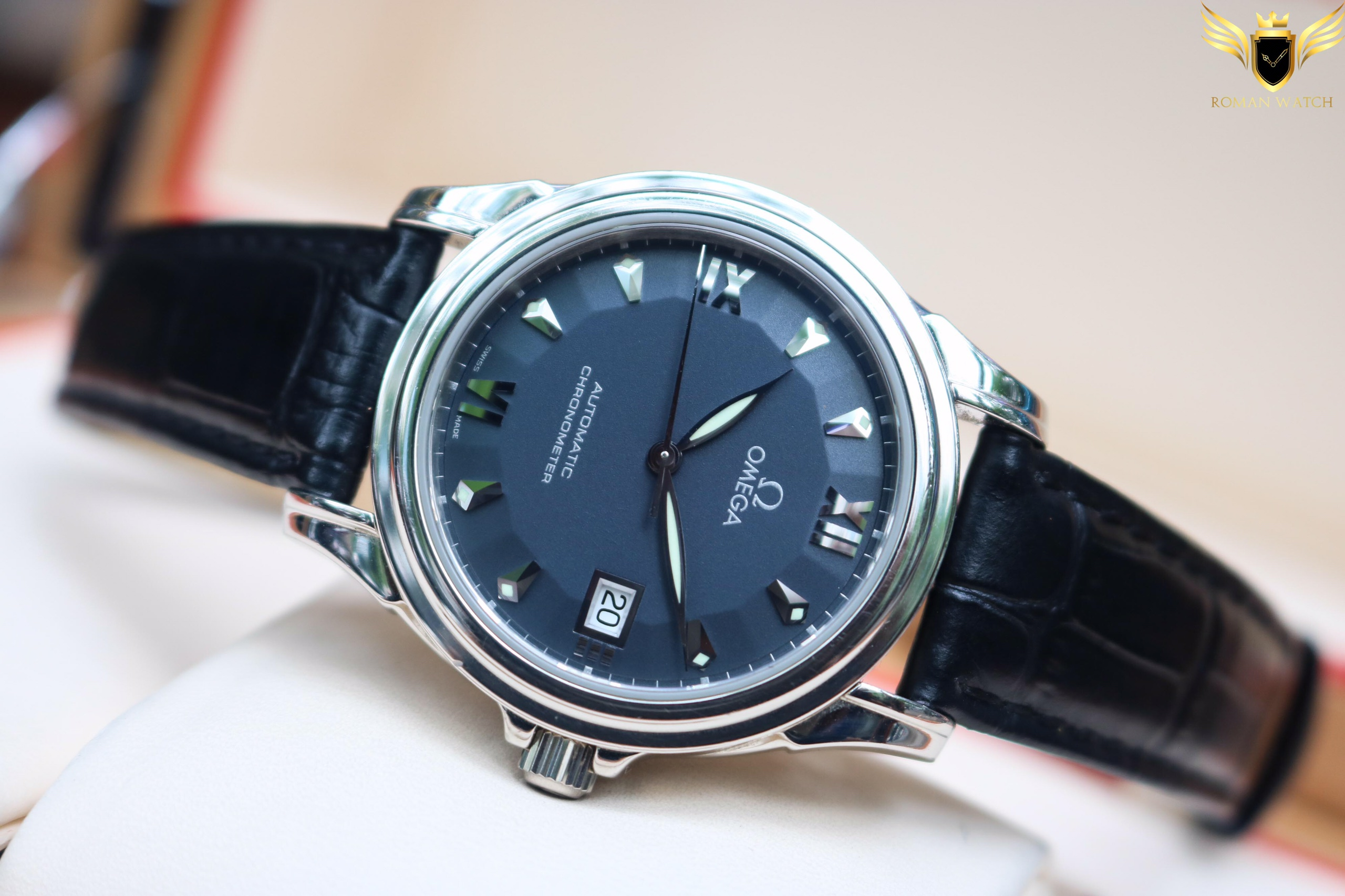 OMEGA DEVILLE PLATINUM LIMITTED 499PC- THÁCH THỨC THỜI GIAN
