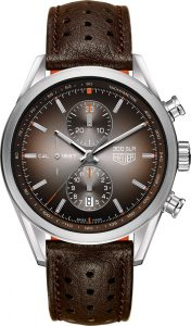 TAG HEUER Carrera 300 SLR Brown Dial CAR2112.FC6267